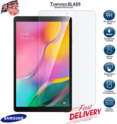 Genuine Tempered Glass Screen Protector For SAMSUNG Galaxy Tab A T510/T515 10.1  • 3.89£