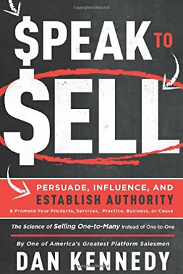 Kennedy Dan-Speak To Sell (US IMPORT) BOOK NEW • 16.61£