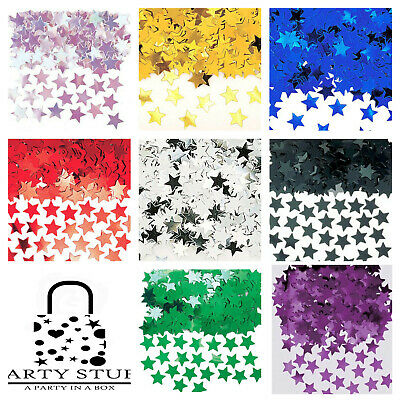 £2 • Buy Valentines Table Confetti Star Xmas Table Decorations Sprinkle