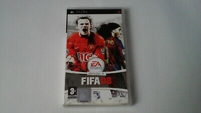 FIFA Soccer 08 (Sony PSP, 2007) Version #8 • 4.99£