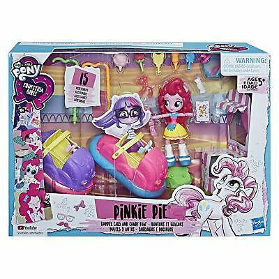 My Little Pony Equestria Girls Pinkie Pie Bumper Cars And Candy Fun • 12.99£