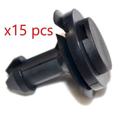 $8.75 • Buy 15pcs Front Air Deflector Retainer Clips Fasteners Replaced 15733971 Or 15733970