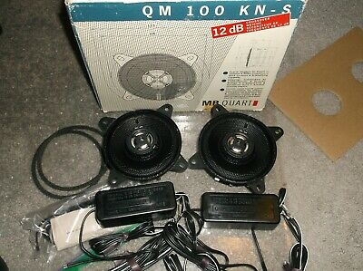 $ CDN301.10 • Buy Old School Mb Quart Rkc113 Reference Components!!  Rare 5.25 Coaxial Set-  New!!