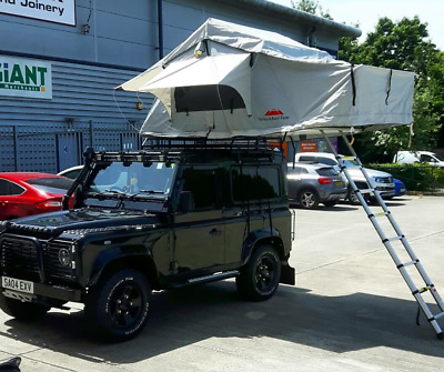 Extended Ventura Deluxe 1.4 Roof Top Tent Land Rover Expedition Overland 4x4 Van • 775£