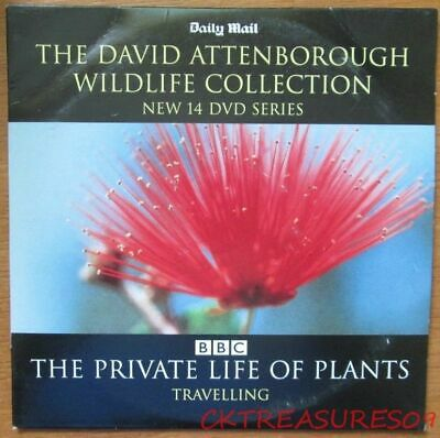 £1.14 • Buy The David Attenborough Wildlife Coll/ Dvd The Private Life Of Plants Travelling