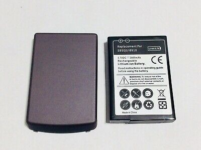 £4.99 • Buy Extended Battery For Samsung S8500 Wave / I8910 Omnia - With Brown Back Cover