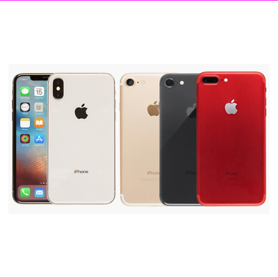 AU323.10 • Buy Apple Iphone 7/7 Plus 32GB/128GB Unlocked Verizon Tmobile Smartphone