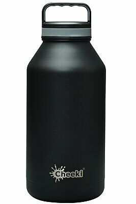 AU72.95 • Buy Cheeki Chiller 1.9 Litre Insulated Stainless Steel Water Bottle Bpa Free