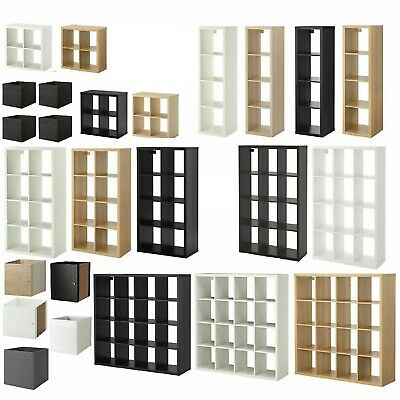 AU172.26 • Buy Ikea Kallax Storage Display Unit Shelving Bookcase Full Range