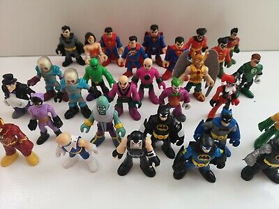 Imaginext DC Super Friends Heroes And Villains - Please Select Your Figure • 6£