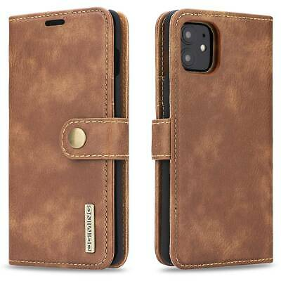 AU28.49 • Buy Wallet Case For IPhone 11/11 Pro/11 Pro Max 2019, Slim Leather With Card Holder