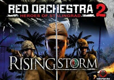 Red Orchestra 2: Heroes Of Stalingrad With Rising Storm Global PC KEY (Steam) • 7.99£