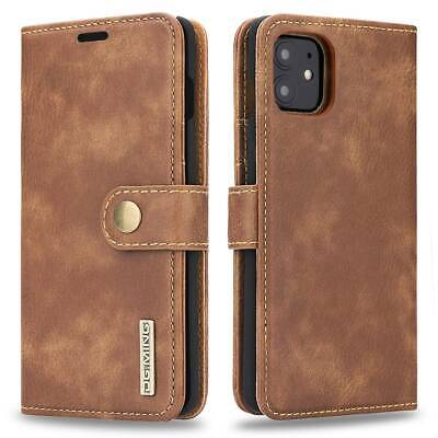 AU30.39 • Buy Wallet Case For IPhone 11 Pro Max 6.5 Inches 2019, (Military Grade Drop Proof)