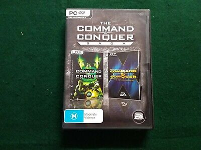 AU50 • Buy The Command And Conquer Saga PC Games
