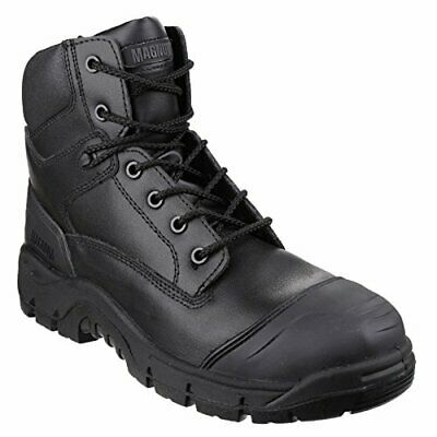 $83.25 • Buy Magnum Roadmaster S3 Black Leather Composite Toe/midsole Safety Boot #M801231