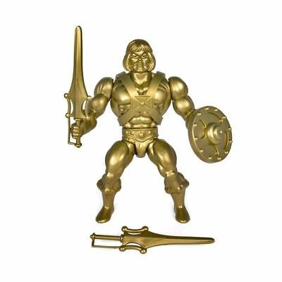 $19.99 • Buy Masters Of The Universe Vintage Gold He-Man 5 1/2-Inch Action Figure