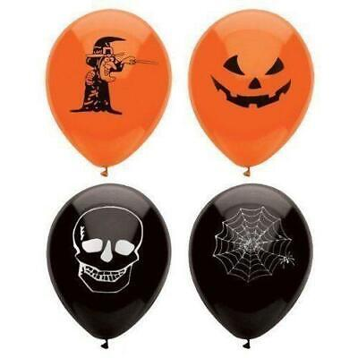 £1.99 • Buy Halloween Balloons Pack Of 15 Pieces DISCOUNTS AVAILABLE ON QUANTITY