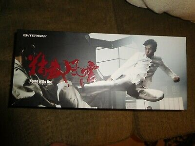 $210 • Buy Enterbay Donnie Yen As Chen Zhen Masterpiece 1/6 12  Action Figure Toys