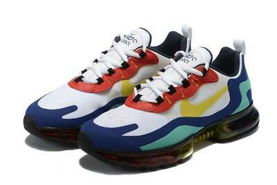 $100 • Buy  Nike Air Max 270 React Geo Abstract V2  With Multi Color Ultra Sole