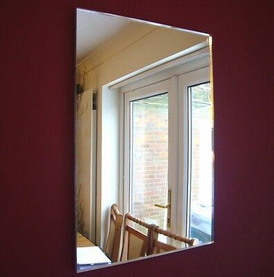 Rectangle Mirrors (Acrylic Shatterproof Safety Mirrors, Several Sizes Available) • 4.99£