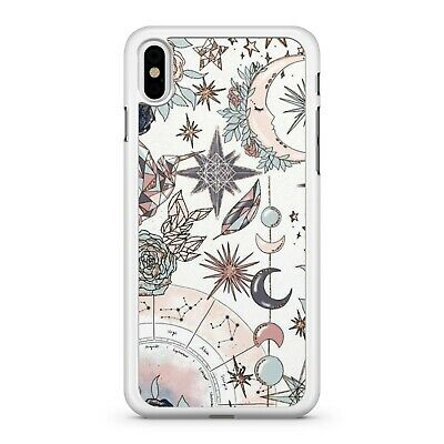 AU10.82 • Buy Astrological Zodiac Signs Crescent Moons Colourful Lovely Lush Phone Case Cover