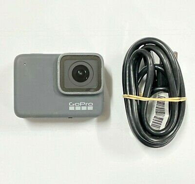 $ CDN241.04 • Buy GoPro HERO7 2 Inch 4K Waterproof Action Camera - Silver (CHDHC-601)