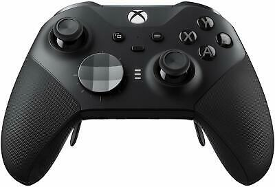 $237.49 • Buy NEW Microsoft Xbox One Elite Series 2 Wireless Controller - Black
