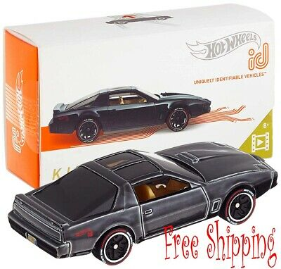 $9.99 • Buy 2019 Hot Wheels K.I.T.T. ID Car HW Screen Time Limited Production