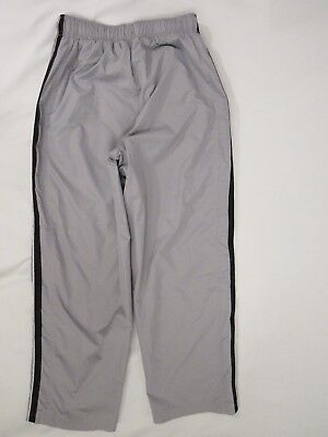 $7.95 • Buy Tek Gear Womens Active Wear Athletic Pants Gray White Striped Size Medium (PP45)