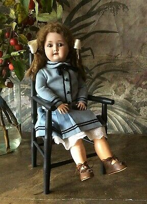 Lovely Antique Doll Schoenau& Hoffmeister  18 Inch In Good Condition. • 215$