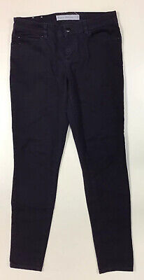 New Look Womens Purple Super Skinny Casual Cotton Stretch Jeans Size 12 • 10.91£