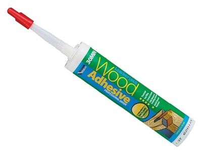 Everbuild Lumberjack 30min Wood Adhesive 310ml Polyurethane Waterproof D4 Glue • 8.70£