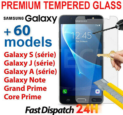 $ CDN5.11 • Buy For Samsung Galaxy S9/S8/A3/A5/A6+/J3/J5/J6 Plus Tempered Glass Screen Protector