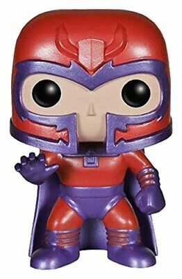 Funko Pop Marvel Magneto Hot Topic Exclusive Vinyl Figure Damaged Outer Box • 16.95£