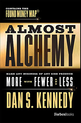 Kennedy Dan S-Almost Alchemy (US IMPORT) HBOOK NEW • 14.29£