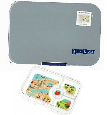 AU53.10 • Buy Best Quality Leakproof Lunchbox Yumbox Tapas 4c New York Tray *LARGE* AU Seller