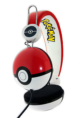 Pokemon Pokeball Headphones  • 14.95£