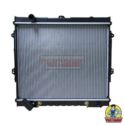 AU180 • Buy Radiator Mitsubishi Pajero NH NJ NK NL 3.5L 6G74 V6 Petrol 5/91-4/00 Manual
