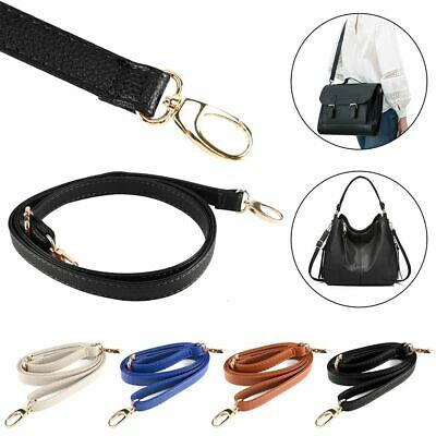 $6.57 • Buy Hot Replacement Leather Handbag Strap Handle Shoulder Crossbody Bag Wallet Belt