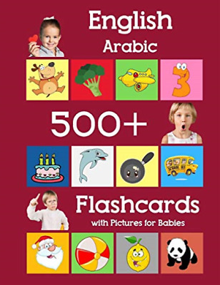 £10.97 • Buy Brighter Julie-English Arabic 500 Flashcards (US IMPORT) BOOK NEW