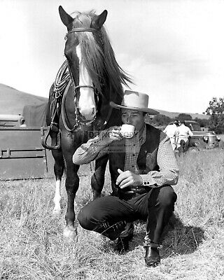 $7.54 • Buy John Wayne Legendary Actor - 8x10 Publicity Photo (mw174)