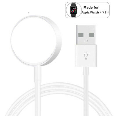 $ CDN6.22 • Buy Universal Magnetic Wireless Charger For IPhone Apple Watch Series Charging Cable