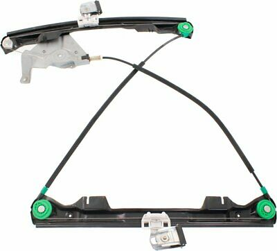 $75.18 • Buy Power Window Regulator For 2002-2008 Jaguar X-Type Front, Driver Side