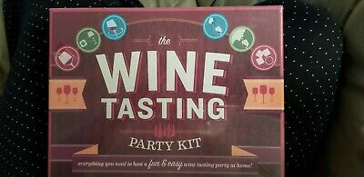 The Wine Tasting Party Kit: Everything You Need To Host A Fun & Easy Wine Tastin • 20$