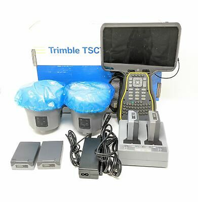 $ CDN33141.23 • Buy Trimble R10 Base & Rover RTK Kit With TSC7 Field Collector UHF Kit For Surveying