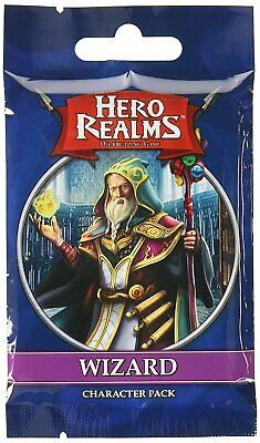Hero Realms: Wizard Character Pack • 8.37$