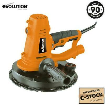 Evolution Power Tools Hand Held Dry Wall Sander, 225 Mm (230 V) Refurbsihed Fair • 60£
