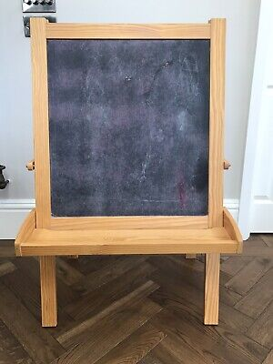 Great Little Trading Company Double Sided Wooden Easel • 45£