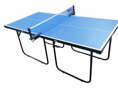 AU448.16 • Buy Don Indoor Outdoor Table Tennis Ping Pong Table Blue Junior Size 6ft X 3ft