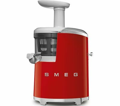 SMEG 50's Retro Style SJF01RDUK Juicer - Red - Currys • 499£